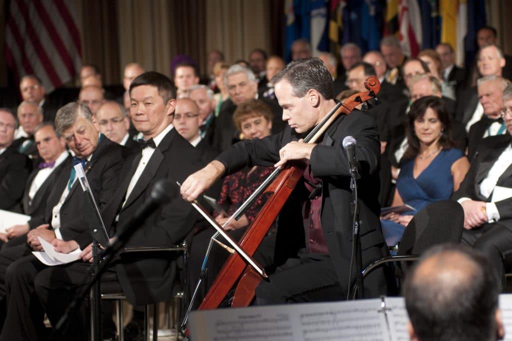 Ethan Lazarus Cello