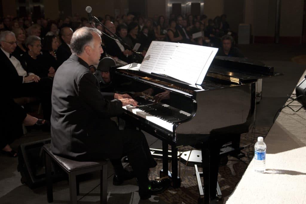 Carl Algermissen Pianist
